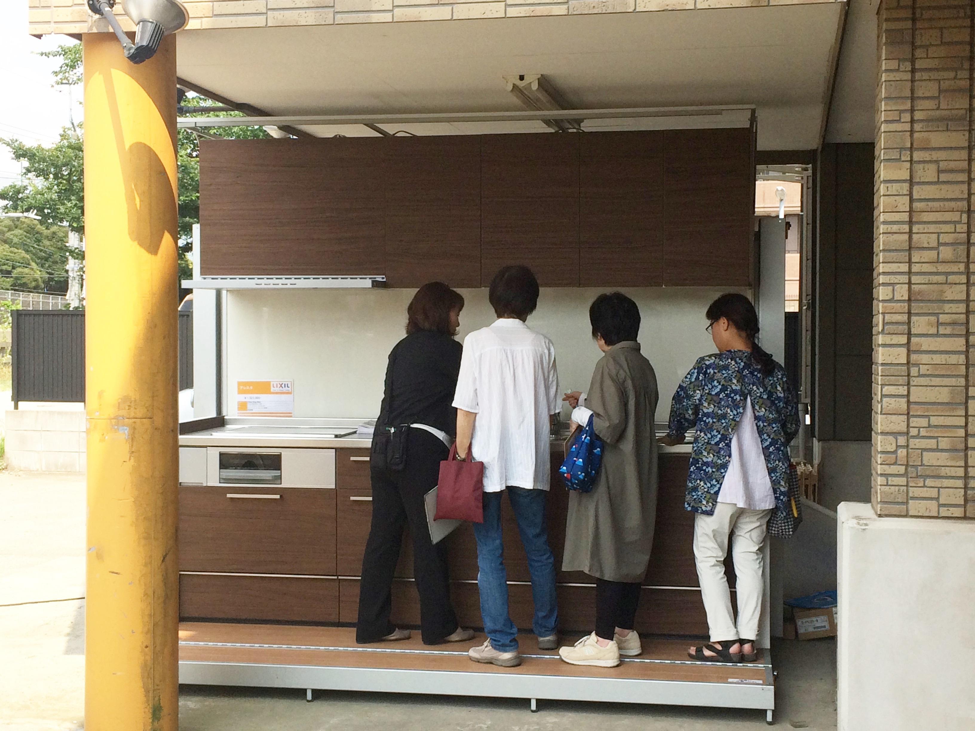 キリン住宅×リクシル 夏祭り