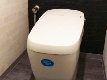 オシャレで使いやすいトイレを実現しました