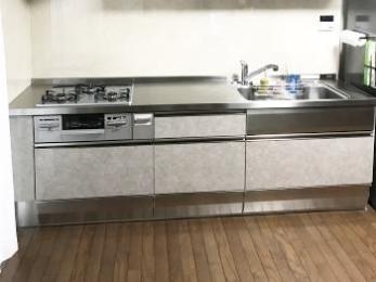 18-8というステンレスを使用しているキッチンです。
