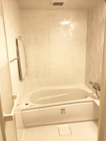 浴槽・洗い場のサイズがそれぞれ10センチ広くなり、段差も低くなって大変満足