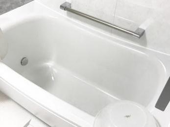 浴室全体が明るくなりました。快適便利です。